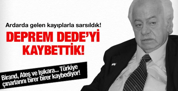 Ahmet Mete Işıkara'dan kötü haber!