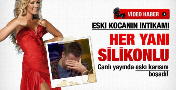 Petek Dinçöz'ü eski kocası rezil etti