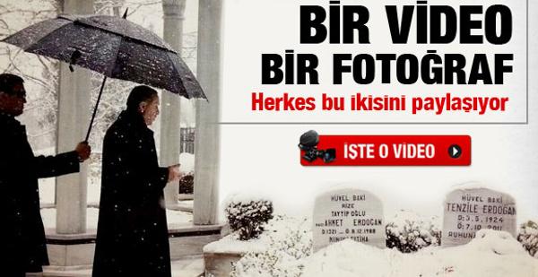 Bu Erdoğan videosu dillerde
