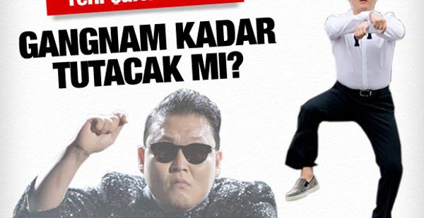 İşte PSY'ın yeni şarkısı