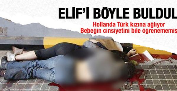 Türk kızı Elif Hollanda'yı ağlatıyor