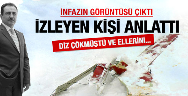 Yazıcıoğlu'nu öldürürken kaydetmişler