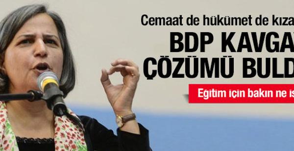 BDP cemaati de hükümeti de kızdıracak!