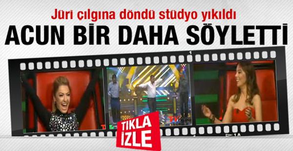 Hayatı tesbih yapmışım O Ses Türkiye'yi salladı!