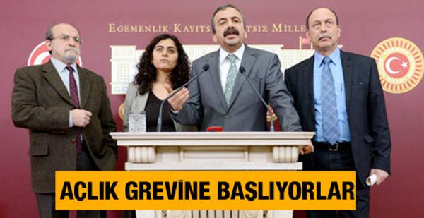 HDP yarın açlık grevine başlıyor!