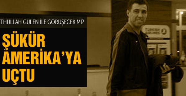 Hakan Şükür Gülen ile görüşecek mi?