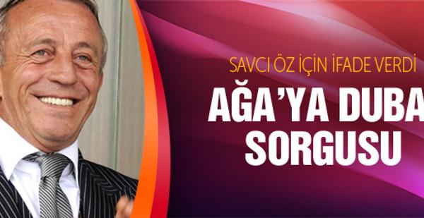Ağaoğlu Zekeriya Öz için ifade verdi