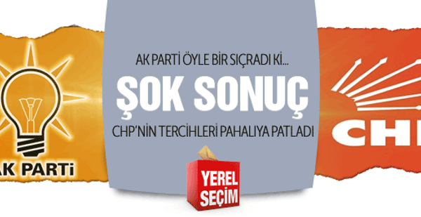 Trakya'da AK Parti sürprizi! CHP'nin tercihi pahalıya patladı