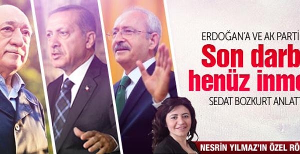 AK Parti'ye son darbe henüz inmedi!