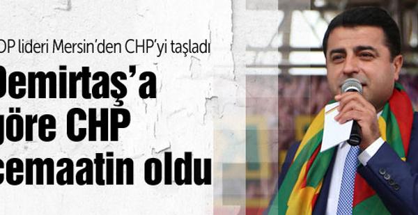 CHP artık Cemaat Partisi oldu!