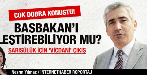 AK Parti'nin ağır topu dobra dobra anlattı