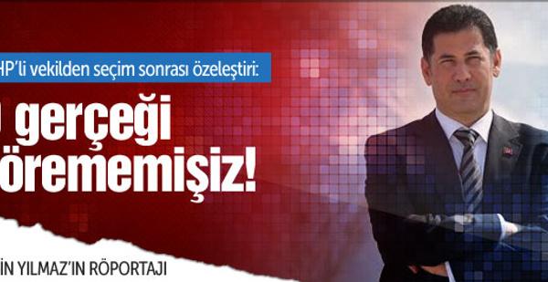 MHP'li vekil Sinan Oğan'dan bomba açıklamalar