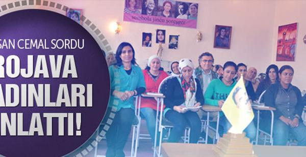 Hasan Cemal'in Rojava romantizmi sürüyor!