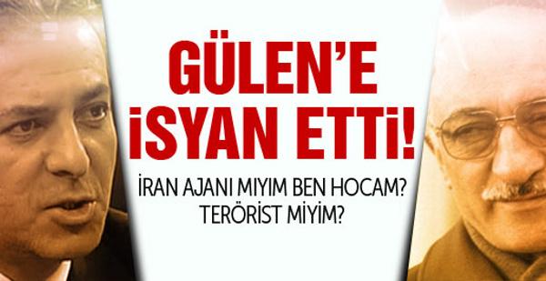 Akif Beki Fethullah Gülen'e isyan etti!