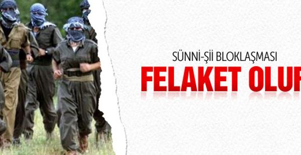 Sünni-Şii bloklaşması felaket demektir!