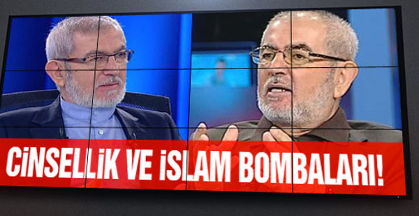 Ünlü ilahiyatçıdan cinsellik ve İslam bombaları!