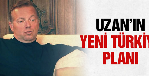 Cem Uzan'dan Türkiye'ye milyonluk dava