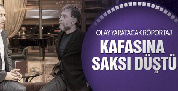 Ekrem Dumanlı'dan Ahmet Hakan'a bomba açıklamalar!