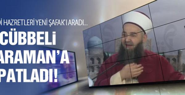 Cübbeli Ahmet Hoca Hayrettin Karaman'a demediğini bırakmadı