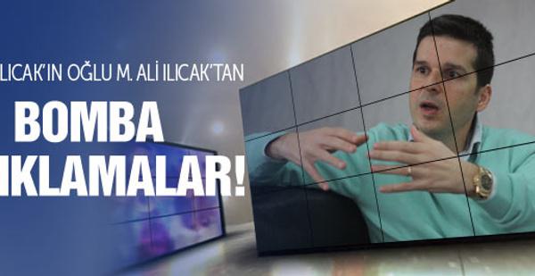 Mehmet Ali Ilıcak'tan Nazlı Ilıcak bombaları