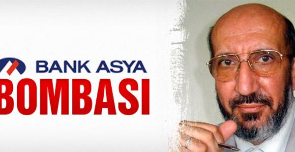 Abdurrahman Dilipak'tan Flaş Bank Asya yazısı