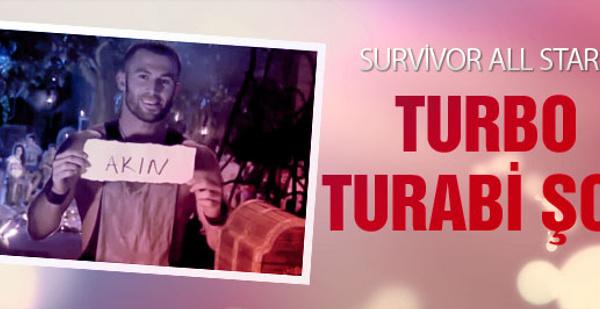 Survivor All Star eleme gecesinde Turabi damga vurdu