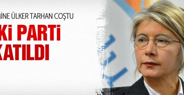 İki parti Anadolu Partisi'ne katıldı