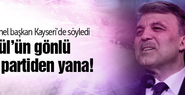 BBP'li Destici'den Abdullah Gül iddiası!