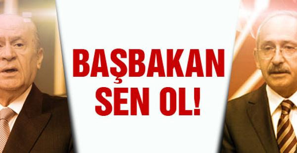 Kılıçdaroğlu'ndan Bahçeli'ye bomba teklif!