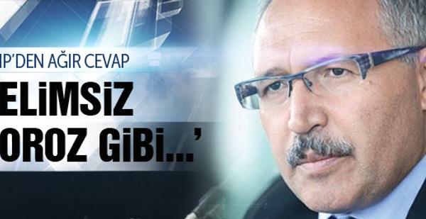 MHP'den Abdülkadir Selvi'ye çok ağır Bahçeli cevabı