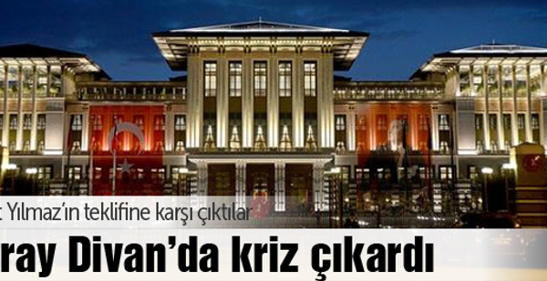 Meclis'te Saray ziyareti kriz çıkardı