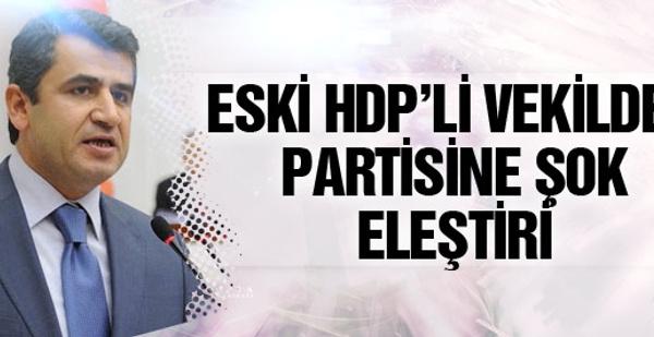 'HDP'nin birçok kararı tartışma konusudur!'