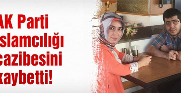 AK Parti İslamcılığı cazibesini kaybetti!