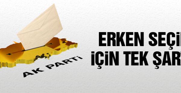 Erken seçim için kritik AK Parti şartı Metropoll iddiası