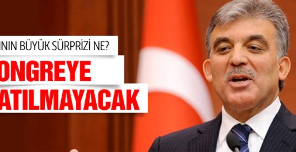 Beşir Atalay'dan flaş AK Parti Kongresi açıklaması