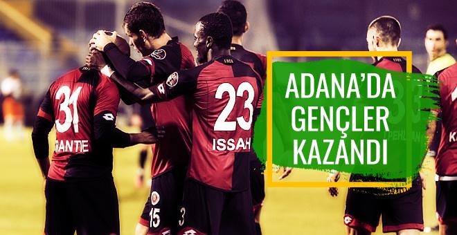 Adanaspor Gençlerbirliği maçı sonucu ve özeti