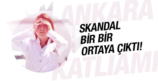 Ankara'daki eczane katliamında skandal! Her şey ortaya çıktı