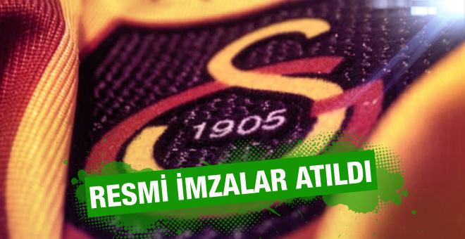 Galatasaray'ı kurtaracak anlaşma imzalandı