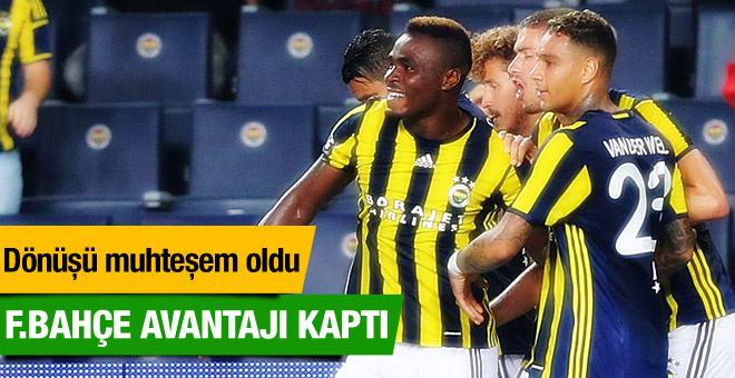 Fenerbahçe Monaco maçının geniş özeti ve golleri