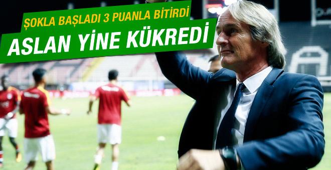 Akhisar Belediyespor Galatasaray maçı golleri ve geniş özeti