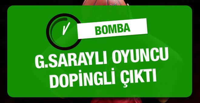 Galatasaray'da Stephane Lasme'ye doping şoku!