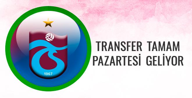 Trabzonspor Hugo Rodallega'yı bitirdi