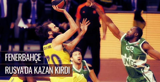 Fenerbahçe rövanşı aldı!