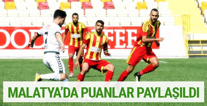 Yeni Malatyaspor Konyaspor maçı sonucu ve özeti