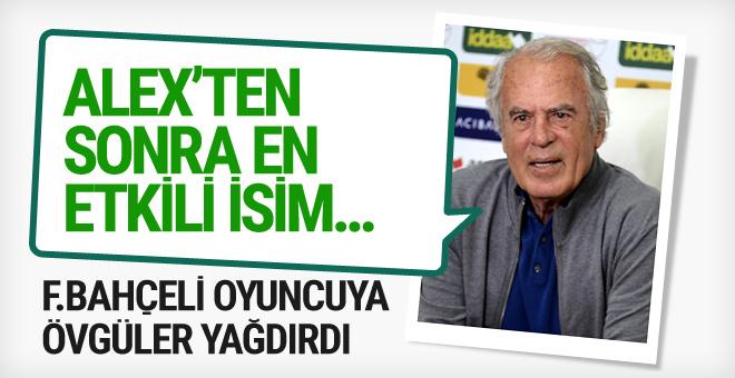 Mustafa Denizli'den Ozan Tufan'a övgü dolu sözler