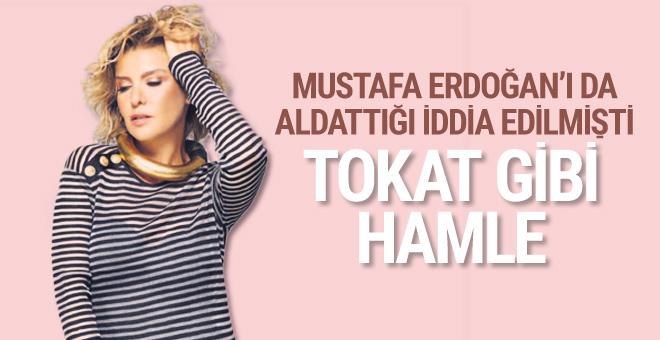Gülben Ergen'den Mustafa Erdoğan hamlesi peşi sıra yaptı