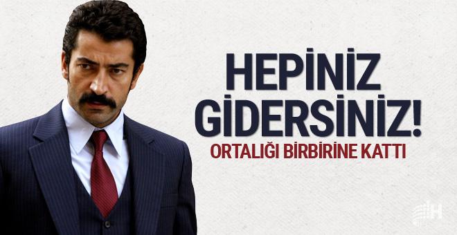 Kenan İmirzalıoğlu fena patladı: