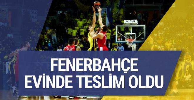Fenerbahçe Doğuş uzatmalarda teslim oldu
