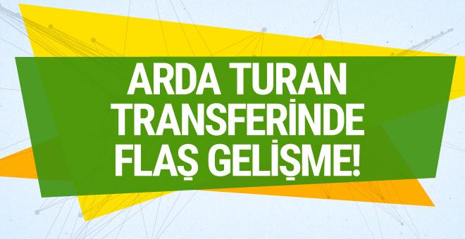 Arda Turan transferi için sponsor bulundu