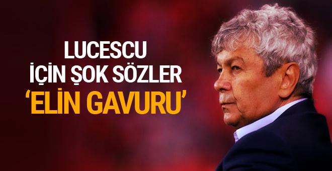 Giray Bulak'tan Mircea Lucescu'ya skandal sözler